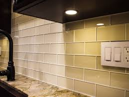 kitchen backsplash tile ideas subway glass home design