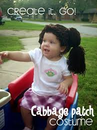 Cabbage Patch Doll Halloween Costume October 2013 Create