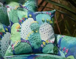 watercolour cactus homewares from bluebell gray u2022 the beat that my