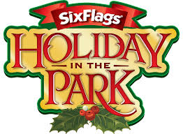 Sox Flags Over Texas Holiday In The Park At Six Flags Over Texas