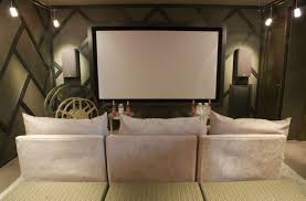 Comfortable Home Theater Seating 27 Home Theater Room Design Ideas Pictures
