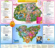 printable disney planning guide print out these maps of disneyland paris to plan your day at disney