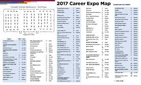 Nmsu Campus Map Career Expo Career Services New Mexico State University