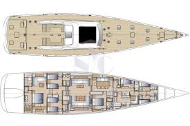 Luxury Yacht Floor Plans by Solleone Swan 115s Luxury Sailing Charter Yacht Mediterranean