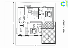 2500 square foot house plans best 5 bhk floor plan for 25 x 25