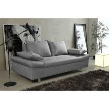 divan canapé canapé bacau 3 places gris canapé sofa divan achat vente canapé
