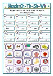 ch sh th worksheets free worksheets library download and print