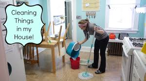 Cleaning The House by Cleaning My House Mommy Etc Youtube