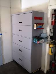 Cheap Lateral File Cabinets by Lateral File Cabinet Revamp Archive The Garage Journal Board