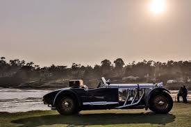 mercedes classic car 1929 mercedes benz s shines at pebble beach concours d u0027elegance