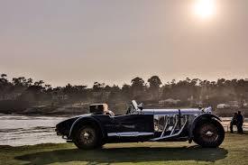 mercedes classic car 1929 mercedes benz s shines at pebble beach concours d u0027elegance
