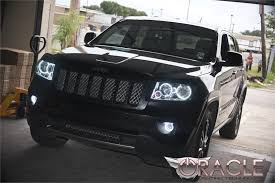 led lights for 2014 jeep grand oracle halo lights for jeep grand 2011 2013 jeep grand