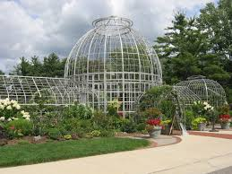outdoor wedding venues in michigan weddings conservatory botanical gardens