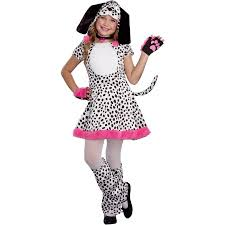 Girls Toddler Halloween Costumes Puppy Love Girls U0027 Toddler Halloween Costume Small Walmart