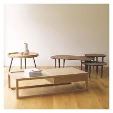 small round oak coffee table larke round oak tray coffee table buy now at habitat uk light 363