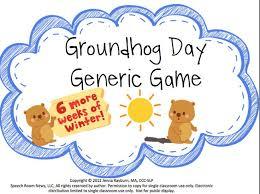 35 best images about slp groundhog day on pinterest groundhog