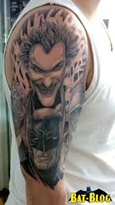 the 25 best batman tattoo sleeve ideas on pinterest batman