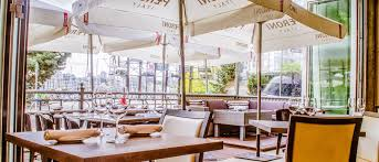 Vancouver Restaurants With Patios Provence Marinaside Award Winning Restaurant Vancouver Bc