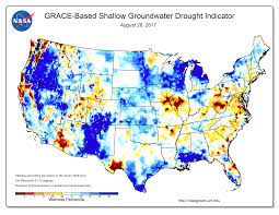 Dry Counties In Usa Map by Drought August 2017 State Of The Climate National Centers