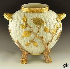 Old Vases Prices Royal Worcester Basket Weave Vase 1881 Vases U0026 Rose Bowls