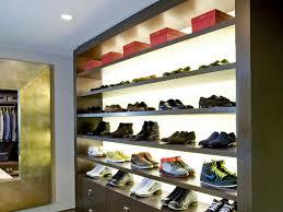 Slanted Wall Bedroom Closet Elegant Shoe Shelves For Wall 80 In Slanted Wall Shelves With Shoe