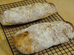 pane ciabatta fatto in casa ricetta pane ciabatta per panini le ricette di vivalafocaccia