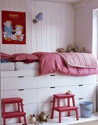 storage beds ikea hackers and beds on pinterest mommo design storage beds and ikea hacks have to go this route for