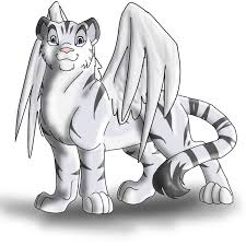 tiger wings by kassynaverdis on deviantart
