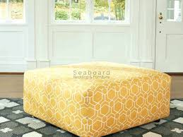 Mustard Yellow Ottoman Yellow Ottoman Storage Winsome Tufted Storage Bench In Linen