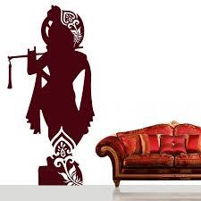 Ebay Laminate Flooring Lord Krishna Wall Decal By Creative Width 23x47 Inches Ebay Da