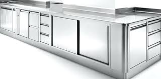 meuble de cuisine inox meuble cuisine en inox la cuisine inox plinthe meuble cuisine en