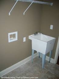 Laundry Room With Sink Laundry Room Sink Ideas Design And Ideas