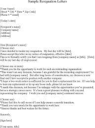 resignation letter word template download free u0026 premium