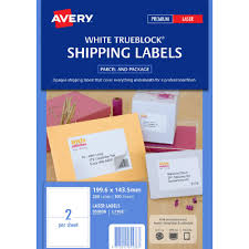 4 Per Sheet Label Template by Laser Labels Officeworks