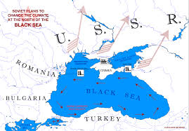 Bosphorus Strait Map Soviet Climate Games At The Black Sea 2celsius Network