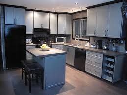 kitchen refacing cabinets cabinet refacing modern kitchen edmonton by reface magic