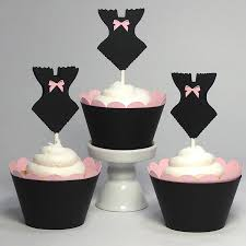 amazon com piece of cake parties wedding and bridal shower