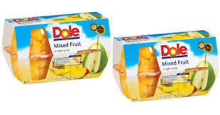 dole fruit bowls new dole coupon fruit bowls 1 50 ea southern savers