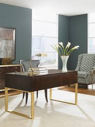 Bel Aire Melrose Writing Desk Lexington Home Brands - Lexington office furniture