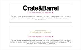 bridal registry website wedding features invitations online rsvp checklists more