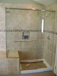 Frameless Slider Shower Doors Frameless Sliders Allstate Glass Shower Special Projects