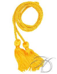 honor cords gold honor cords for high school homeschool graduation