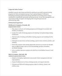 41 sales resume templates free u0026 premium templates