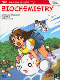 book review the manga guide to biochemistry wryheat