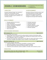 Ats Resume Template Format Resume Resume Formats Jobscan Best Resume Formats 47free