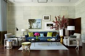 Green Living Room Design Ideas - Green living room design