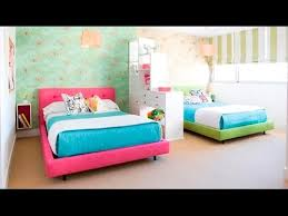 Cute Beds For Girls by Cute Twin Bedroom Design With Double Bed For Girls Room Room
