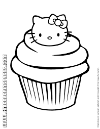 free kitty images coloring