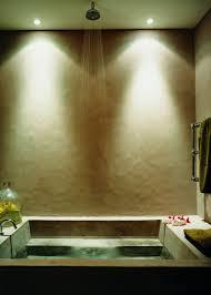 salle de bain style romain inspiration le béton dans la salle de bain matériau en vogue