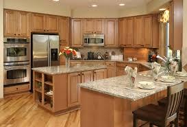 Types Of Kitchen Design Impressive Efficient Shaped Kitchen Designs Types Of Kitchen